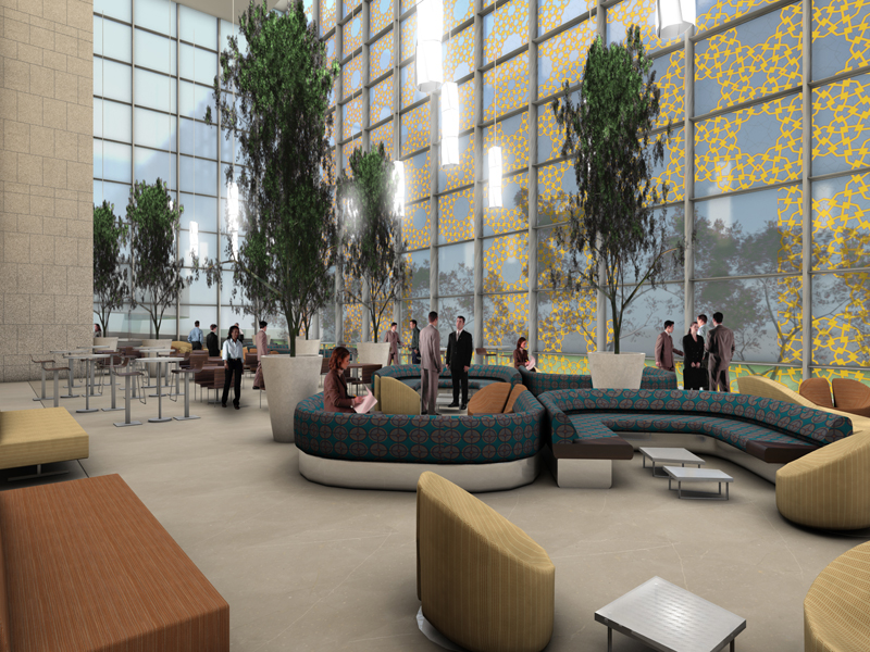 University hospital dubai architecture field office Top universities for interior design