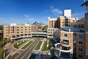 Children's Hospitals and Clinics of Minnesota, Minneapolis Cam