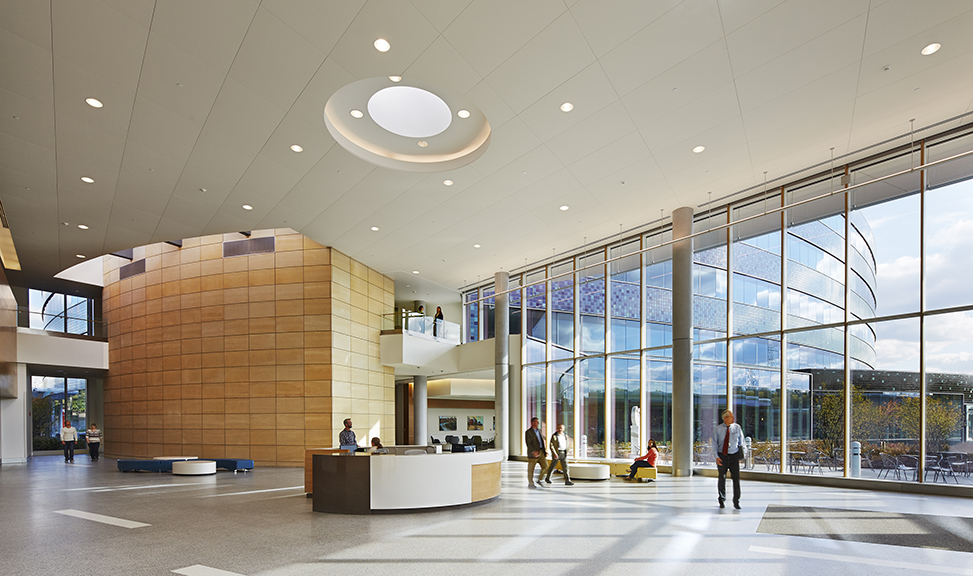 Mercy Health West Hospital Architecture Field Office