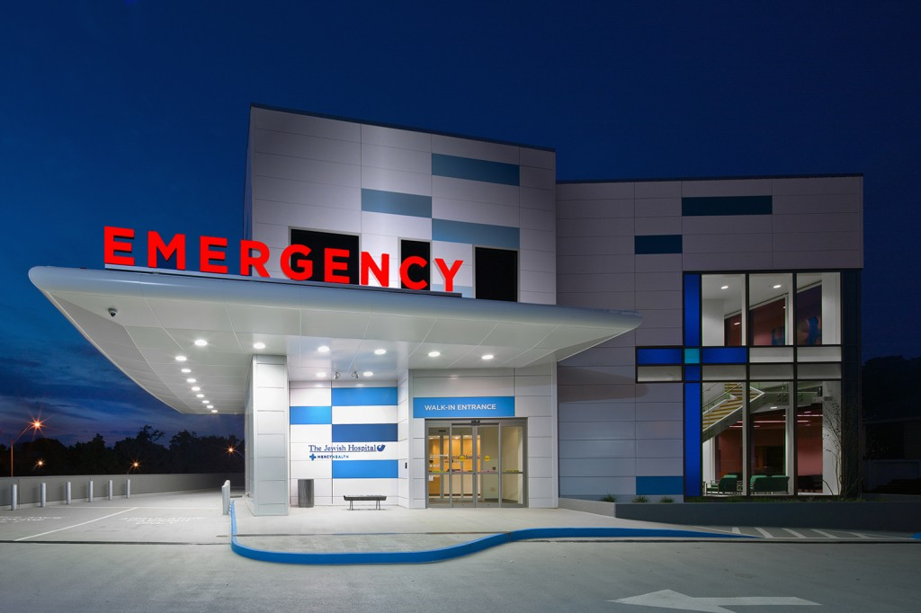 Mercy Health Rookwood Medical Center Architecture